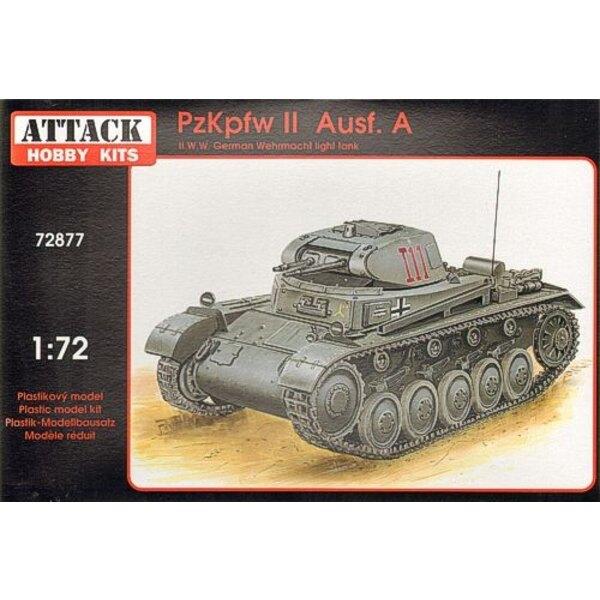 Pz.Kpfw.II Ausf.A