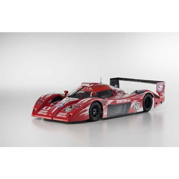 Plazma lm 1/12 toyota gt-one ts020 no27 carbon edition