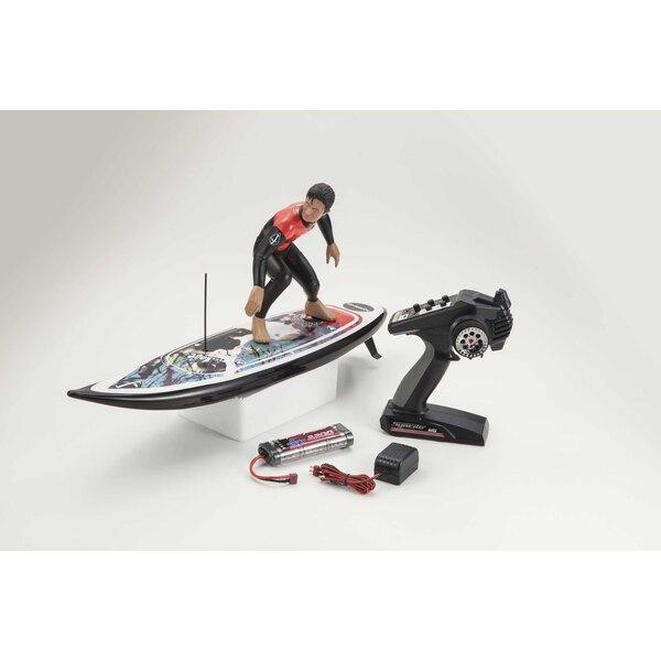 Rc surfer 3 readyset electrique (kt231p)