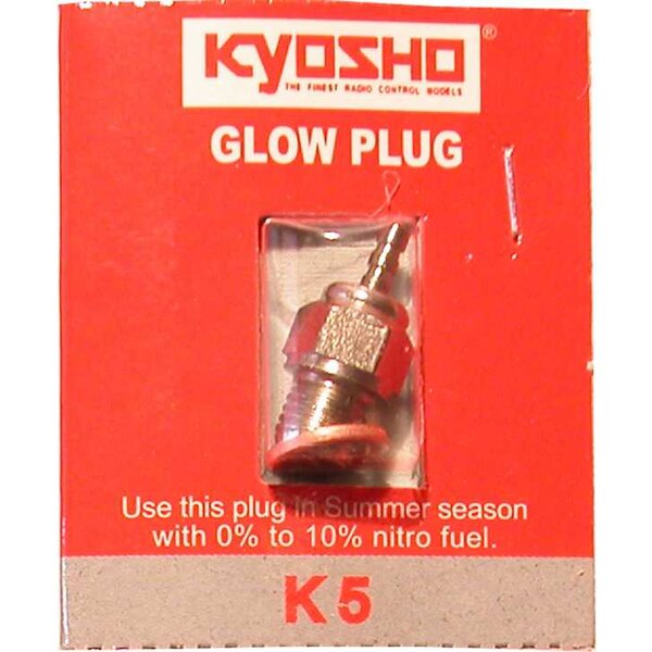 Bougie kyosho k5