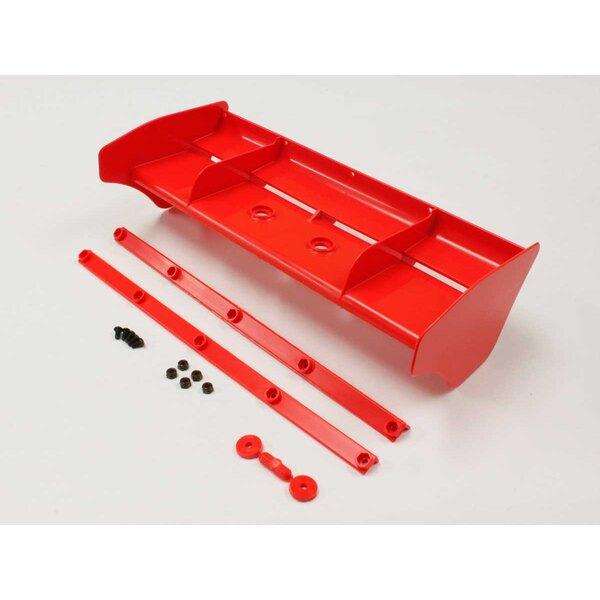 Aileron 1/8 nylon rouge - mp9 tki4