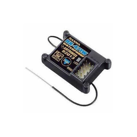 Recepteur rx-471 wp 4 voies 2,4ghz fh4/3 waterproof SANWA S.107A41131A