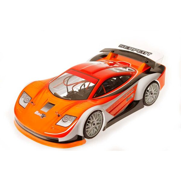 Serpent 811 gt rally game brushless 1/8 rtr