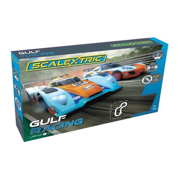 Gulf Racing (GT v LMP)