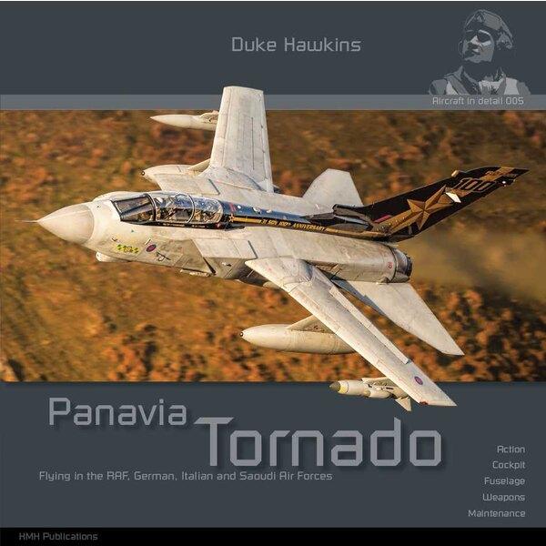 Livre Panavia Tornado 116 pages, with over 330 photos