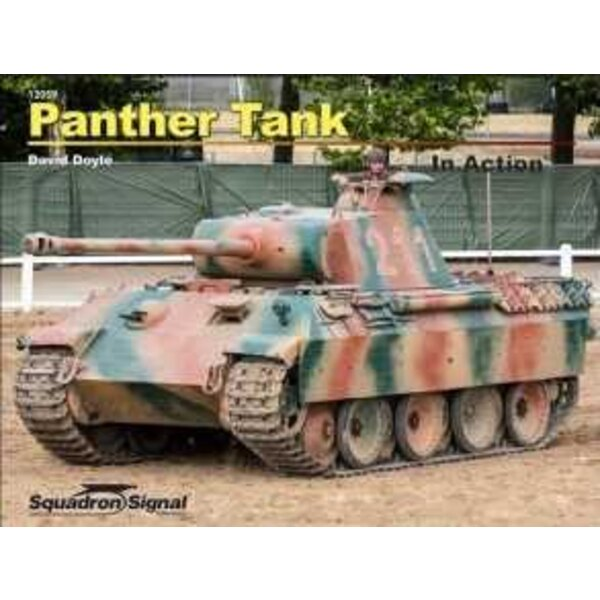 Livre Pz.Kpfw.V Panther Tank (In Action Series) Though not as celebrated in literature (or propaganda) as the much feared Tiger,