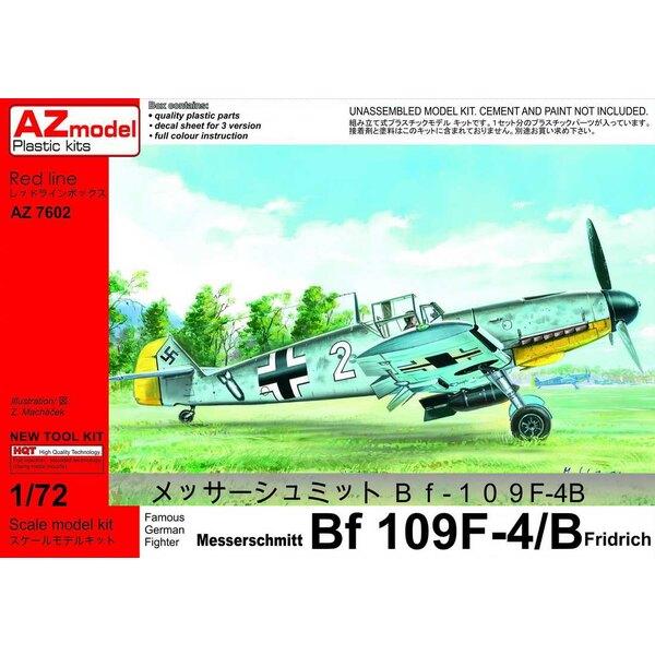 """Messerschmitt Bf-109F-4/B """"Fighter-Bomber"""""""
