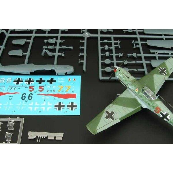 Messerschmitt Bf-109T-2