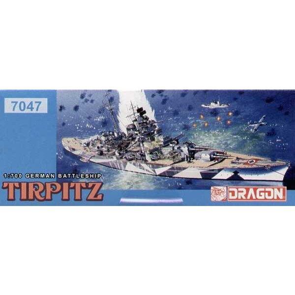 German Battleship Tirpitz German Battleship