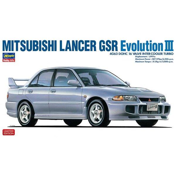 Mitsubishi Lancer GSR Evolution III