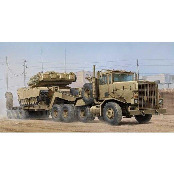 M911 C-HET & M747 Semi-Trailer