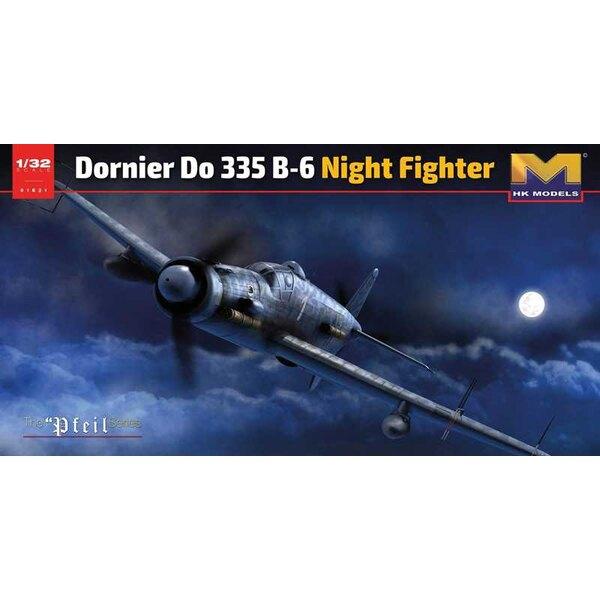 Dornier Do-335B-6 'Pfeil' Night Fighter