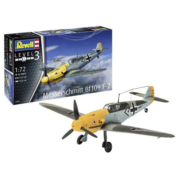 Messerschmitt Bf-109F-2