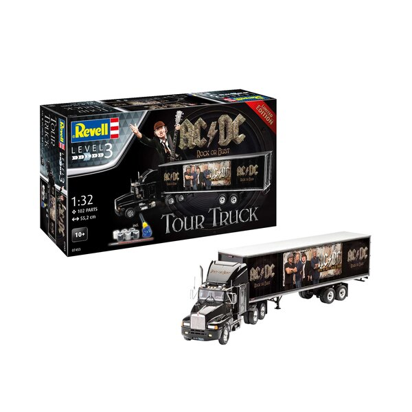 AC/DC Tour Truck LIMITED EDITION