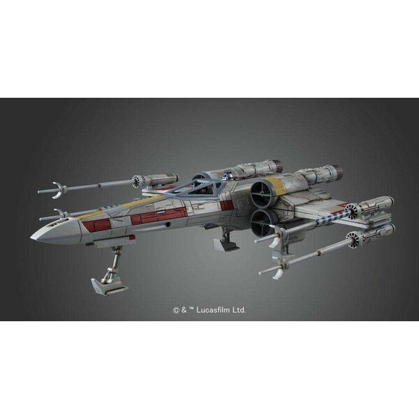 Star Wars maquette 1/72 X-Wing Starfighter