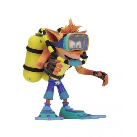 Crash Bandicoot PVC Statue Peinte 9/'/' Action Figure Jouet Poupée Cadeau