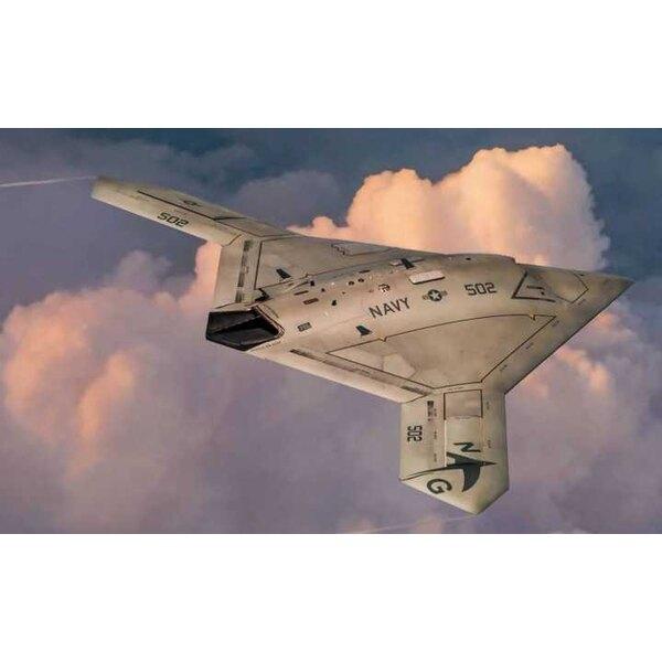 Northrop-Grumman X-47 UCAV