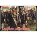 Landwehr on the March (Napoleonic)