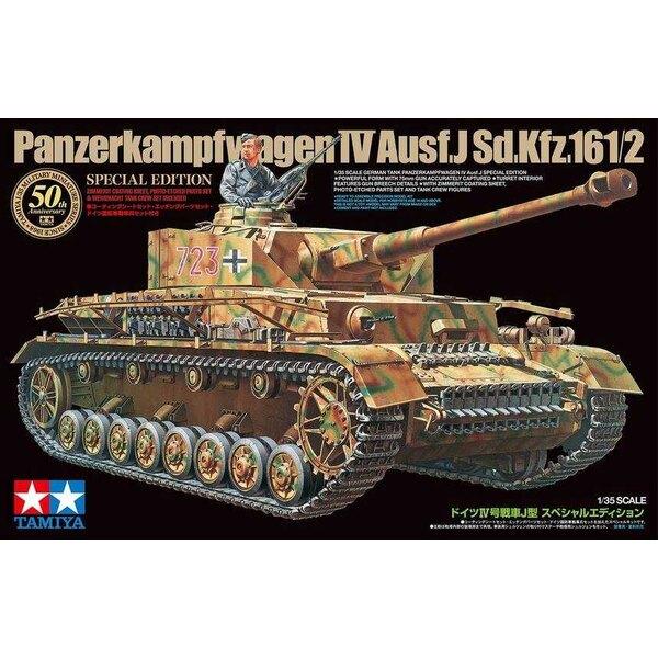 Pz.Kpfw.IV Ausf.J Edition spéciale