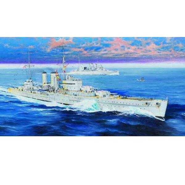 HMS Exeter 0