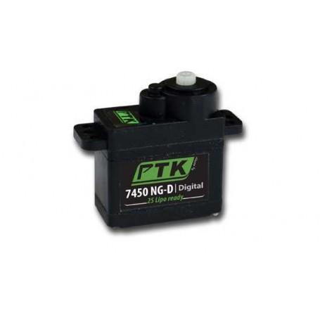 Servo numérique Pro-Tronik Micro 7450 NG-D