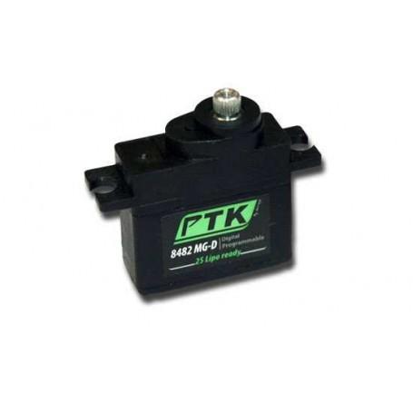 Mini servo numérique Pro-Tronik 8482 MG-D