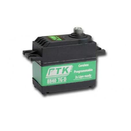 PTK Servo Standard Sans noyau numérique 8840 TG-D