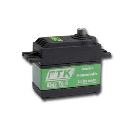 PTK Servo Standard Sans noyau numérique 8842 TG-D