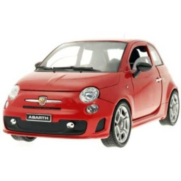 FIAT 500 ABARTH ROUGE