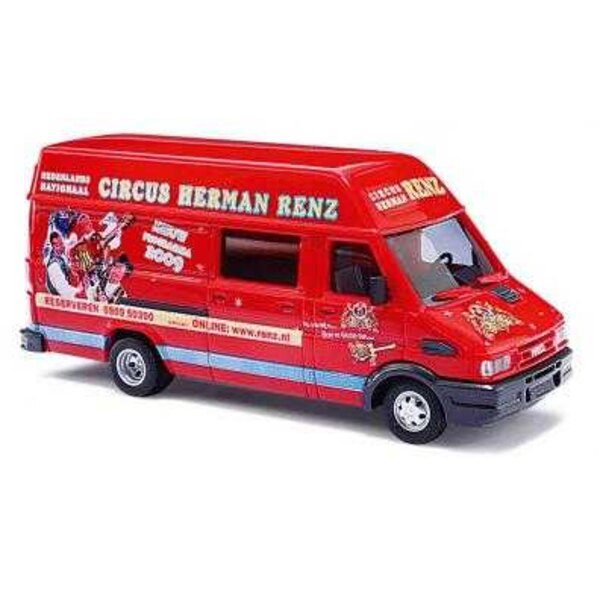 Iveco Daily Circus Renz
