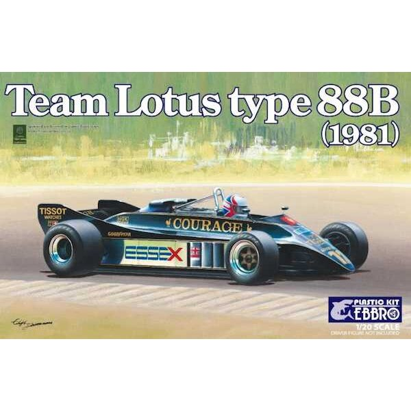 Team Lotus 88B type 1981