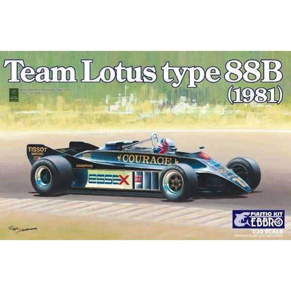 Team Lotus 88B type 1981