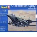 mcdonnell f-15e strike eagle & bombsdue août 2015