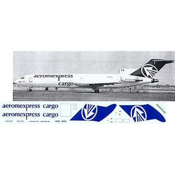 Boeing 727-200 AEROMEXPRESS CARGO N909NG