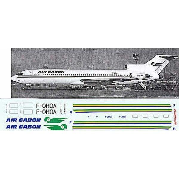 Boeing 727-200 AIR GABON F-OHOA