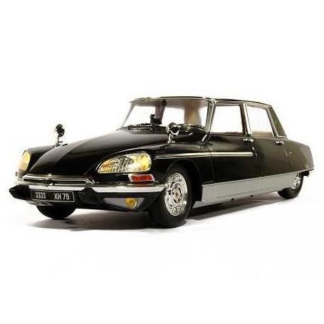 METAL18 Citroen DS 21 Chapron Lorraine Présidentielle Alain Poher 1969  1//18