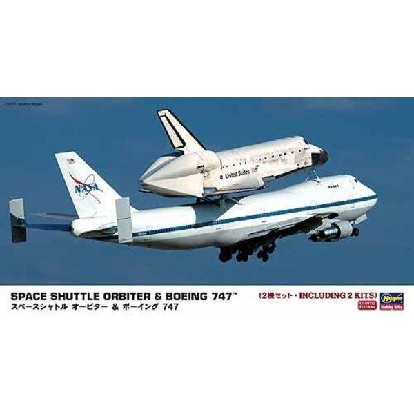 Space Shuttle Orbiter & Boeing 747