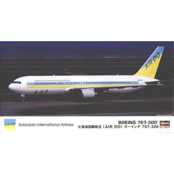 Boeing 767-300 AIR DO.