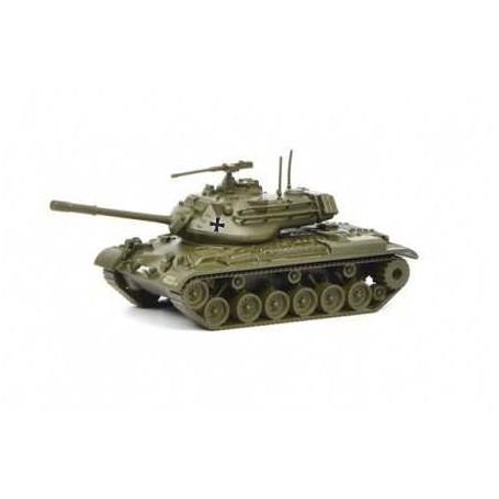 """M47G CAMOUFLAGE CHAR DE COMBAT """"BUNDESWEHR"""" Schuco SCHUCO452636000"""