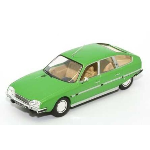 CITROEN CX 1975 VERT