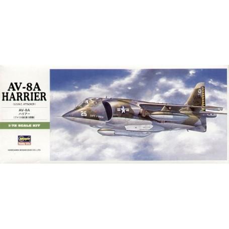 McDonnell Douglas AV-8A Harrier