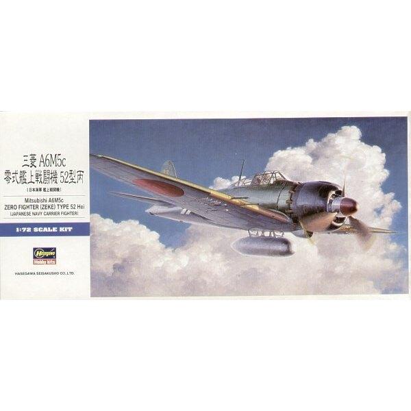 Mitsubishi A6M5c Zero Type 52 hei Zeke