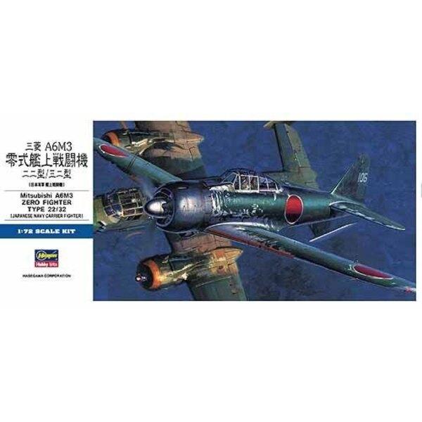 Mitsubishi A6M3 ZERO TYPE 22/32