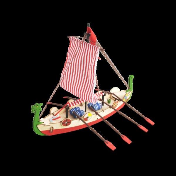 DRAKKAR (Bateau Viking)