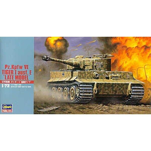 Pz.Kpfw.VI Tiger I Ausf.E tardif