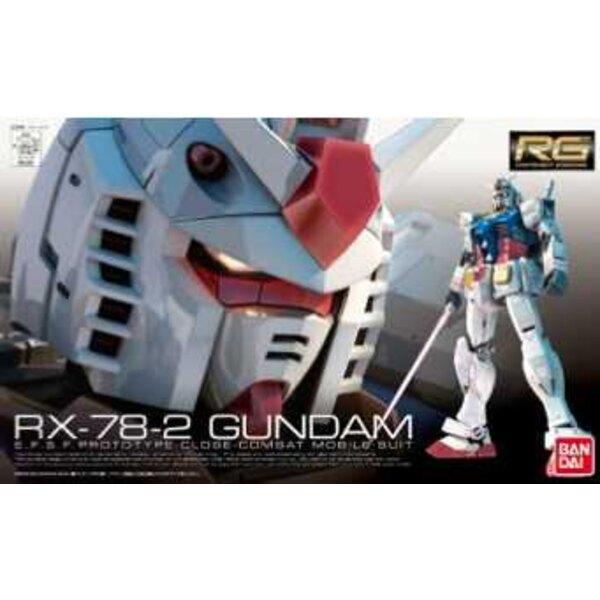 RG 1 / 144_RX-78-2 GUNDAM 13cm