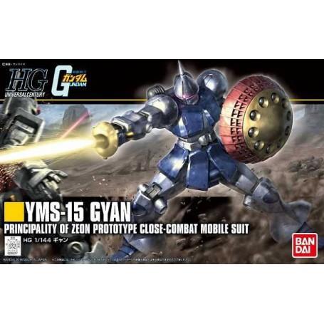 Gundam HG 1/144 197 Gyan