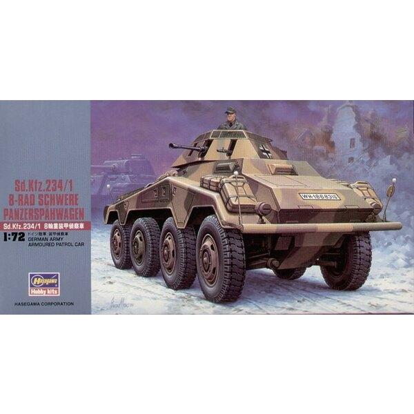 Sd.Kfz.234/1 8-Rad Schwere Panzerspahwagen