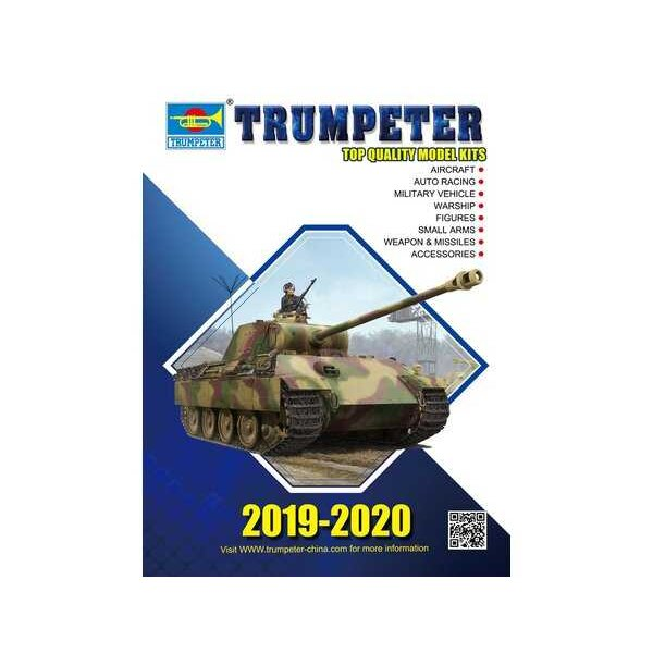 Catalogue Trumpeter 2019
