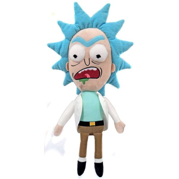 Rick & Morty peluche Galactic Plushies Rick Worried 41 cm